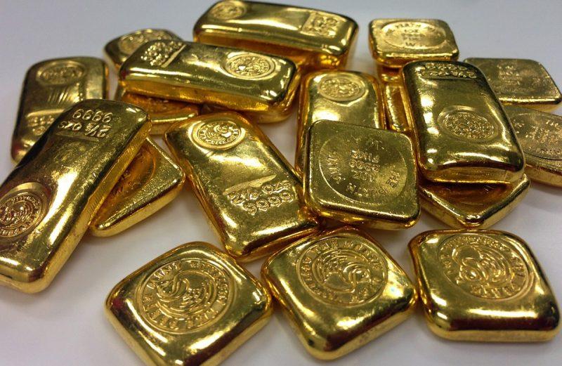 de l'or dans son allocation d'actifs