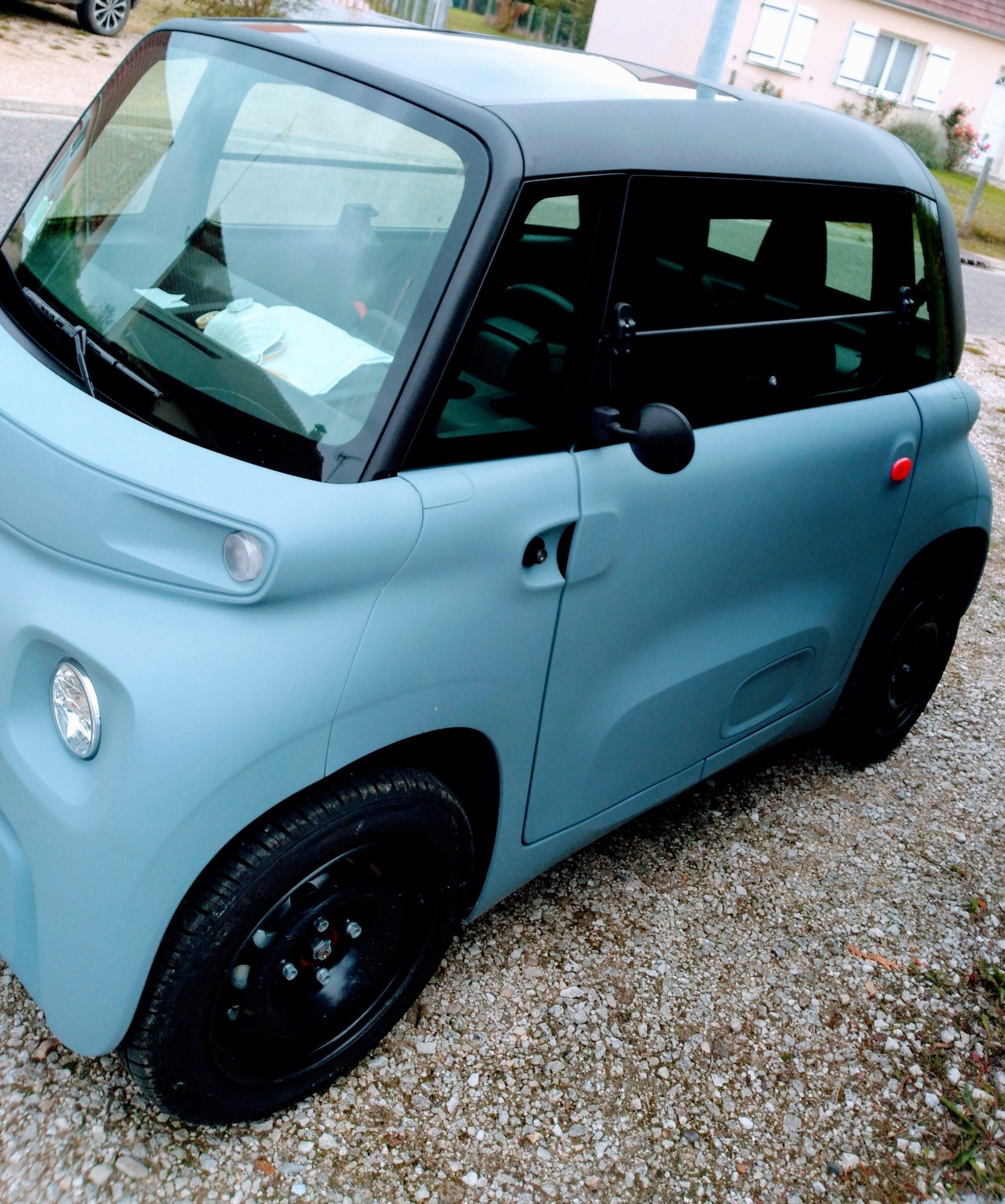 Citroën AMI 100% électric