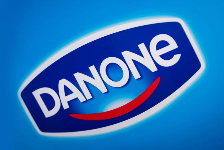 Danone, la douche froide